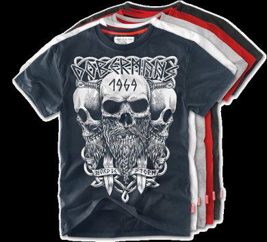 "T-Shirt ""Viking"""