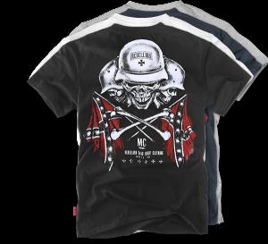 "T-Shirt ""Rebellion MC"""
