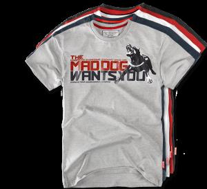 "T-Shirt ""Mad Dog 3"""