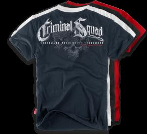 "T-Shirt ""Criminal Squad 3"""
