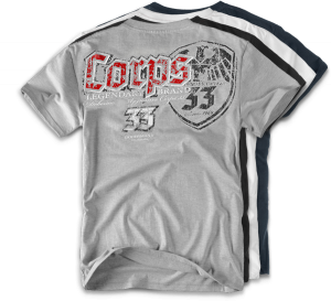 "T-Shirt ""Corps 33"""