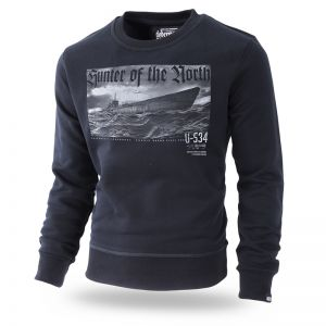 "Sweatshirt ""Hunter Of The North"""