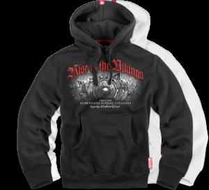 "Kapuzensweatshirt ""Rise Of The Vikings"""