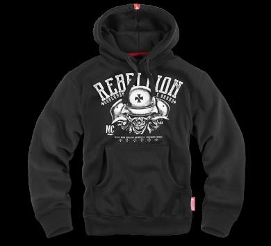 """Kapuzensweatshirt """"Rebellion"""""""