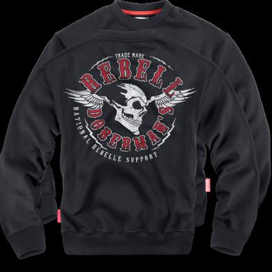 """Sweatshirt """"Rebell"""""""