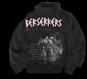 """Sweatjacke """"Berserkers"""""""