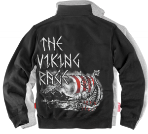 "Sweatjacke ""Viking Drakkar"""
