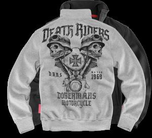 "Sweatjacke ""Death Rider"""