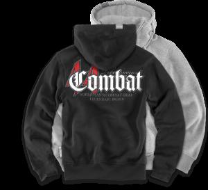 """Kapuzenjacke,zip """"Combat 44 III"""""""