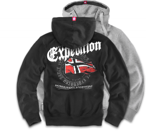 "Kapuzenjacke,zip ""Expedition"""