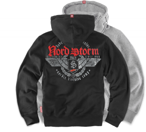 "Kapuzenjacke,zip ""Nord Storm"""