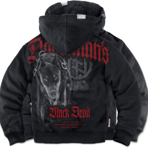 "Bondedjacket ""Black Devil"""