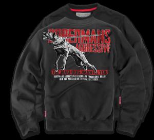 """Sweatshirt """"Dobermans"""""""