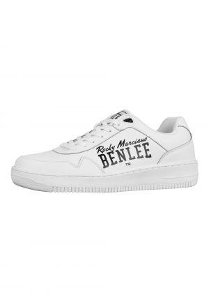 "Schuhe Benlee ""Linwood"" white"