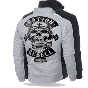 "Sweatjacke ""Nation Rebell 2"""