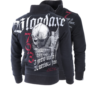 "Sweatjacke ""Bloodaxe"""