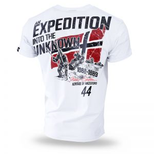 "T-shirt ""Unknown Expedition"""