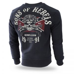 "Sweatshirt ""Sons of Rebels"""