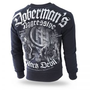 "Sweatshirt ""Black Devil II"""