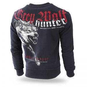 "Sweatshirt ""Grey Wolf"""