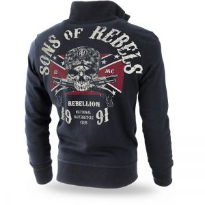 "Sweatjacke ""Sons of Rebelse"""