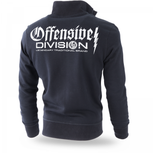 "Sweatjacke ""Offensive Division"""