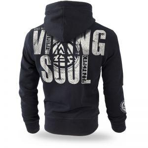 """Kapuzensweatshirt """"Viking Soul"""""""