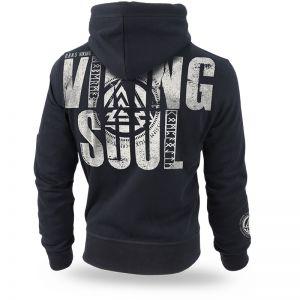 "Kapuzenjacke,zip ""Viking Soul"""
