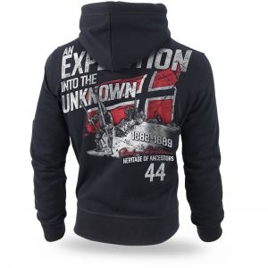 "Kapuzenjacke,zip ""Unknown Expedition"""