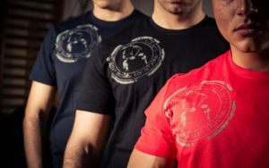 "T-shirt ""Brigade honor"""