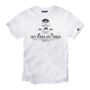 "T-shirt ""No Pain No Gain"""