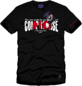 "T-shirt ""No Compromise"""