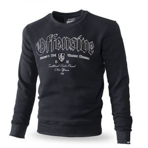 "Sweatshirt ""Thunder Offensive"""
