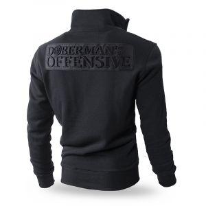 """Sweatjacke """"Dobermans Offensive"""""""