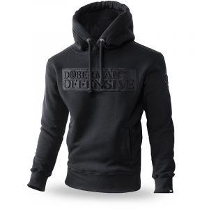"Kapuzensweatshirt ""Dobermans Offensive"""
