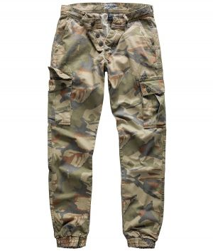 "Cargohose ""Bad Boys"" 4 camo"